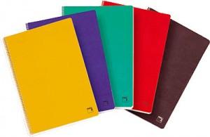 Cuaderno T/Cuaderno T/Carton.Espiral